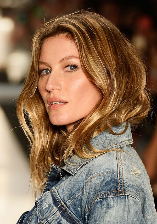 Gisele Bundchen Mechas Bbaylight