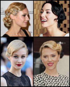 peinados años 50