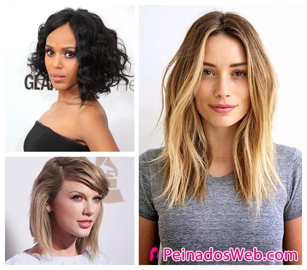 Peinados bonitos para mujeres 2017