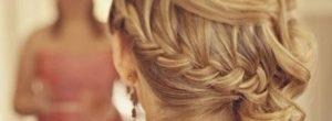 peinados semirrecogidos