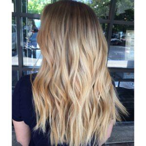 MELT HAIR COLOR