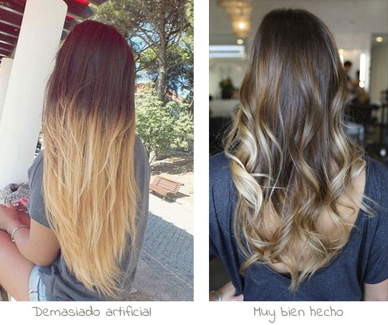 californianas degradadas