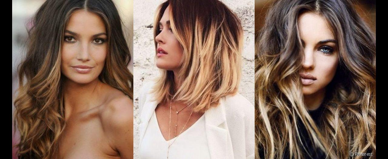 californianas pelo corto largo rizado liso