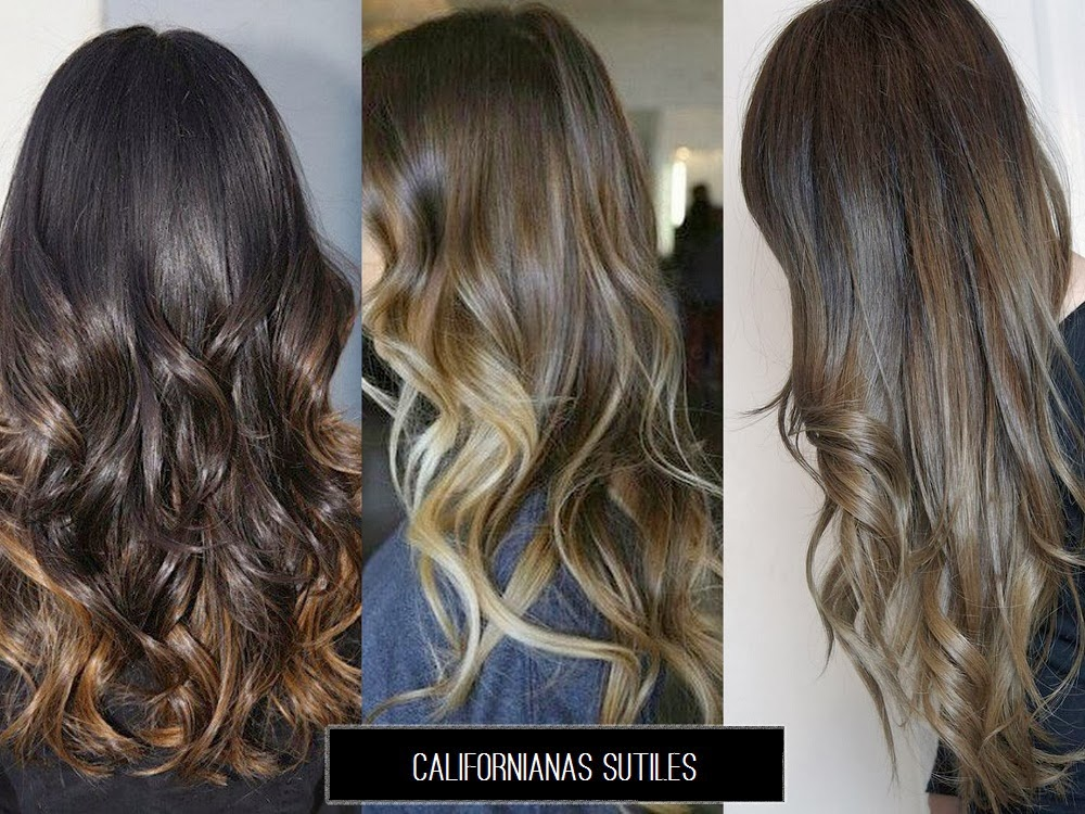 californianas sutiles