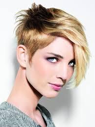 peinados cortos modernos
