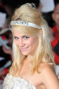 peinados para mujeres con diadema