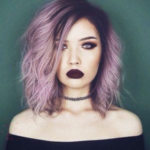 mechas rubias en pelo oscuro