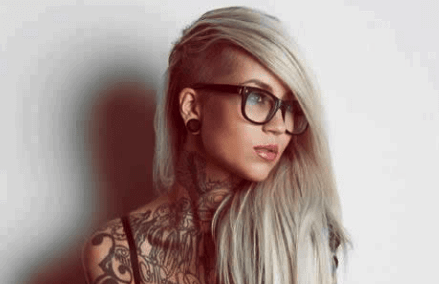 peinados hipster para mujer
