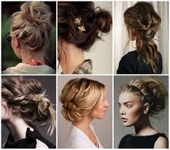 recogidos romanticos cabello largo