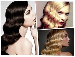 peinados años 50 para cabello largo