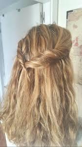 peinados cabello liso recogido