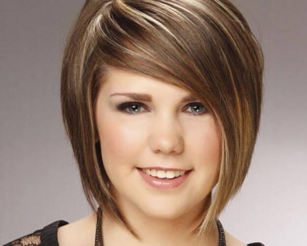 Cortes de cabello para mujer gorditas 2017