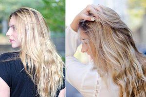 Matizar mechas 2019 fotos ideas estilos - Como matizar el pelo rubio en casa ...