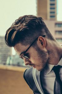 peinados modernos hombres