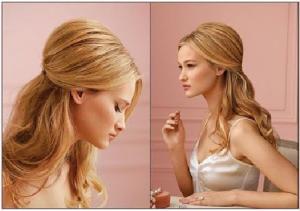 peinado graduacion mujeres paso a paso rubio