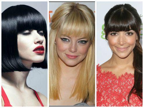 Peinados Con Flequillo 2020 Fotos Ideas Estilos