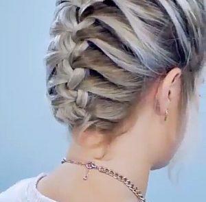 pelo corto novia