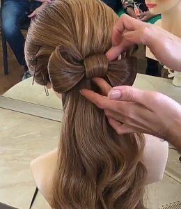 Recogidos pelo largo con lazo paso 5