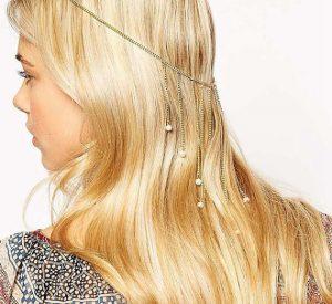 peinados diadema posterior