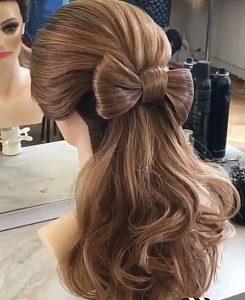Recogidos pelo largo con lazo paso 6