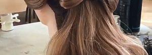 Recogidos para pelo largo