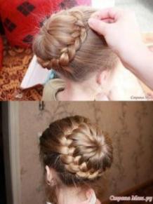 peinado bucle