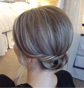 peinados para pelo corto formales