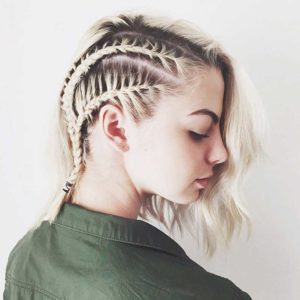 Peinados Para Pelo Corto 2019 Fotos Ideas Estilos