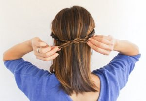 peinados pelo corto liso