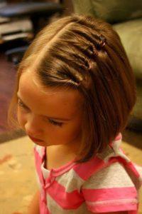peinados faciles y sencillos niñas