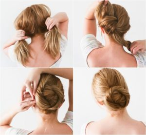 peinados fáciles y sencillos para bodas