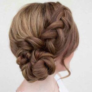 peinados para bodas madrina