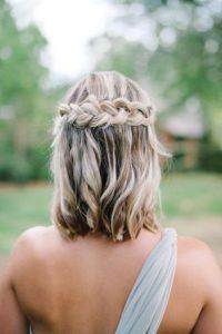 peinados para bodas con trenzas