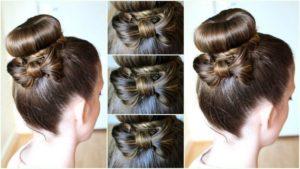 peinados para bodas para niña