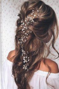 peinados para boda de dia