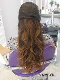 peinados simples giros