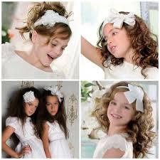 peinados con diadema para niña