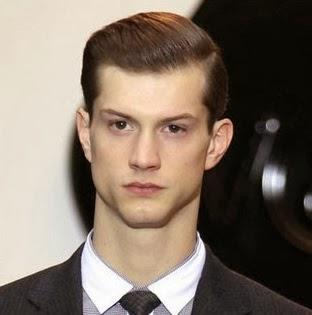 peinado boda hombre estilo clasico
