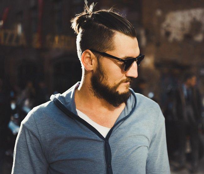 Peinados Para Hombres 2018 Fotos Con Ideas Originales - Peinado-hombre-largo