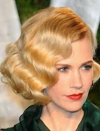 peinados ondas años 20