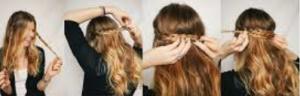 peinados con ondas paso a paso