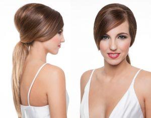 peinados de novia facil