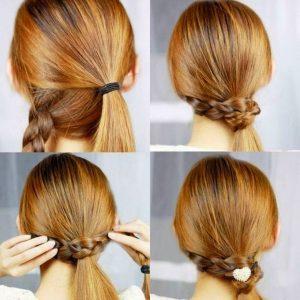 peinados largo pelo