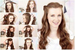 peinados pelo largo