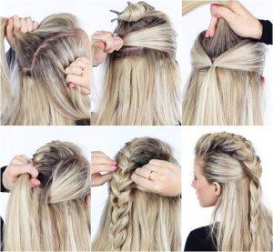 peinados pelo largo 2017 - Peinados Largos