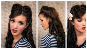Peinados Pin Up 2019 Fotos Ideas Estilos
