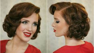 Peindos pin up pelo corto