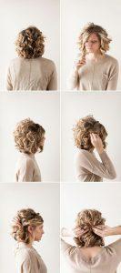 Peinados Para Pelo Rizado 2019 Fotos Ideas Estilos