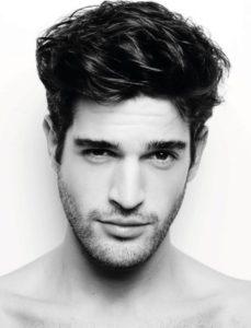 corte de pelo para hombres rostro alargado
