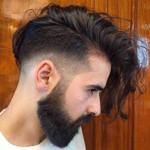 corte de pelo hombre largo